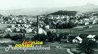 Prvorepubliková pohlednice Lomnice