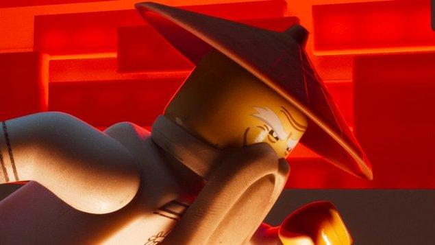 LEGO® Ninjago® film - Vstupné pro děti a mládež