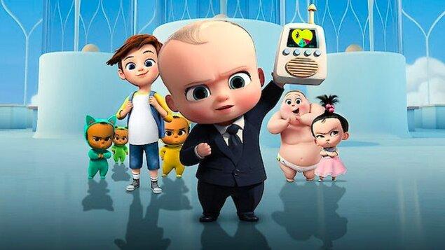 Baby šéf: Rodinný podnik