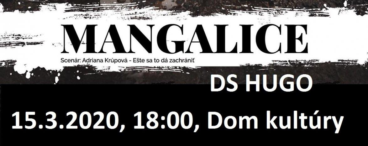 Mangalice (DS Hugo)