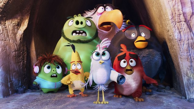 Angry Birds vo filme 2 - program and tickets online