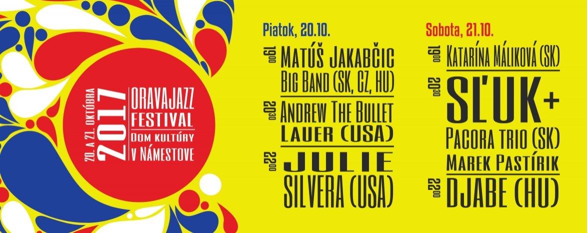 ORAVA JAZZ FESTIVAL 2017
