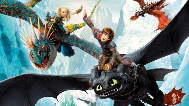 Jak vycvičit draka 3 - Vstupné pro děti a mládež