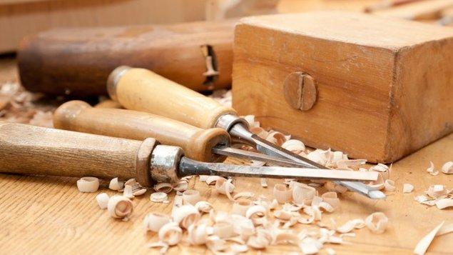 Detský tvorivý ateliér: MALÍ REMESELNÍCI - drevorezba