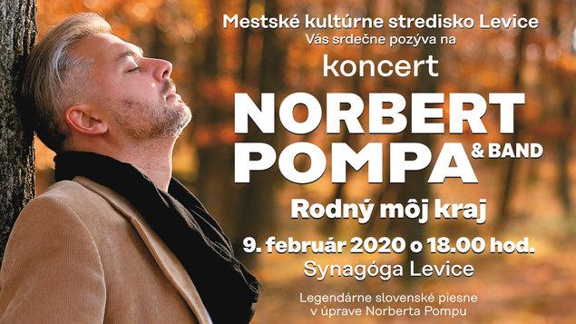 Norbert Pompa & band - Rodný môj kraj