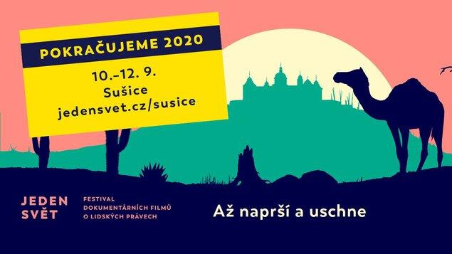 JEDEN SVĚT 2020 / Pokračujeme!