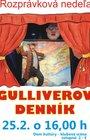 Rozprávková nedeľa - GULIVEROV DENNÍK