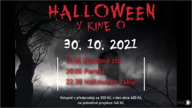 Halloween v Kině O!
