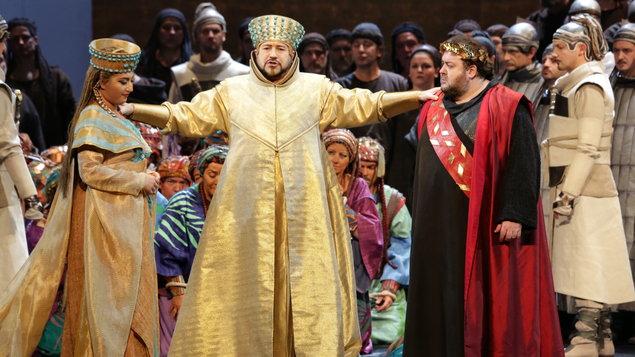 G. Verdi: Aida