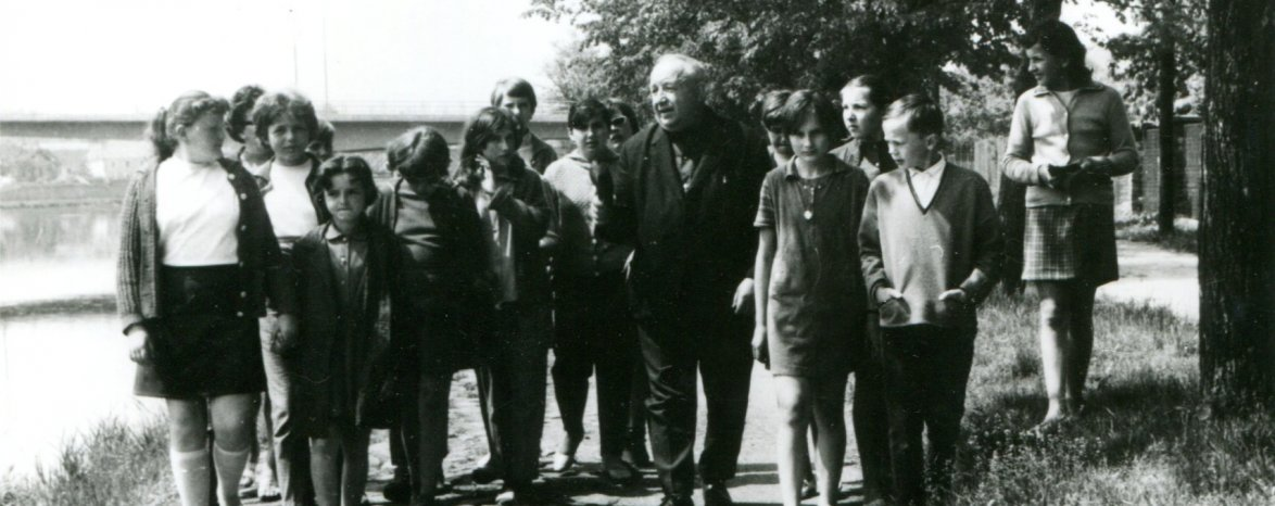 František Tesař - přednáška v muzeu