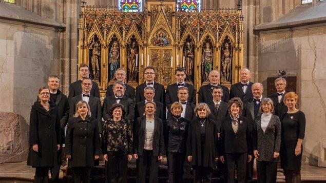 III. koncert MHJ - Katedrálny zbor sv. Martina