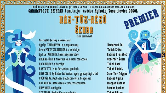 HÁZ-TŰZ-HEZŐ  (Ženba)