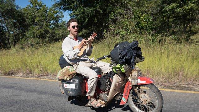 Marek Slobodník - Afrika na pionieri