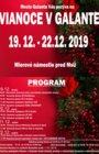 Vianoce v Galante 2019