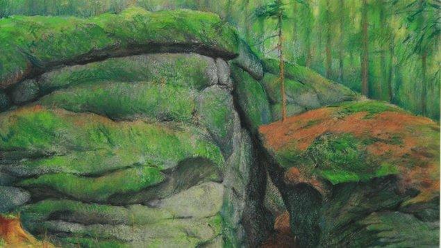 Jiri Wiesner Obrazy Grafika Kresby Program A Vstupenky Online