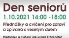 Den seniorů 2021
