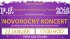Novoročný koncert ZUŠ Púchov