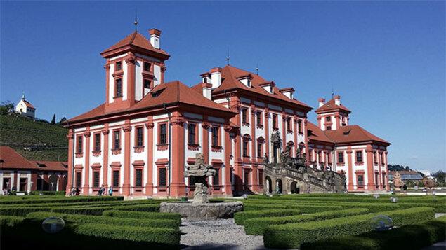 Virtuální univerzita třetího věku - Barokní architektura v Čechách