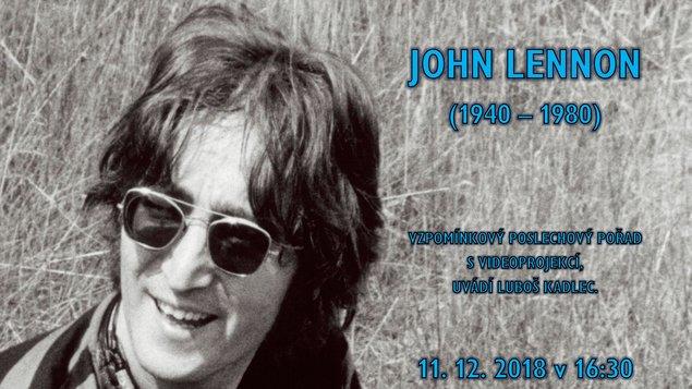 John Lennon: Poslechový pořad