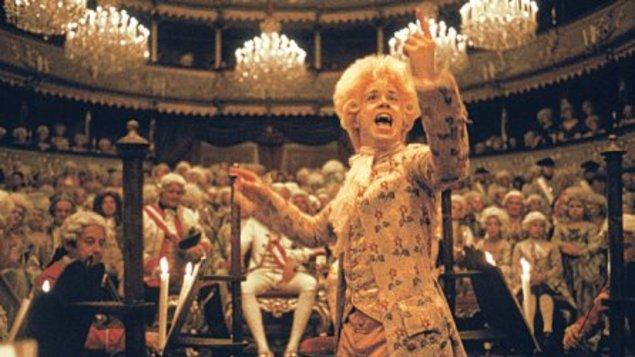 Amadeus - režisérský sestřih