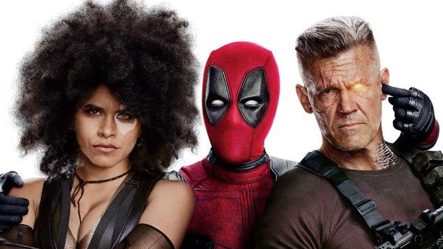 Deadpool 2 (Letní kino)