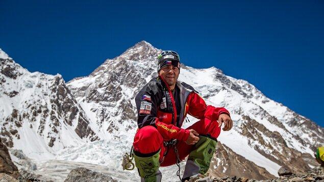 Radek Jaroš - K2 - Poslední klenot mé koruny Himaláje - změna termínu