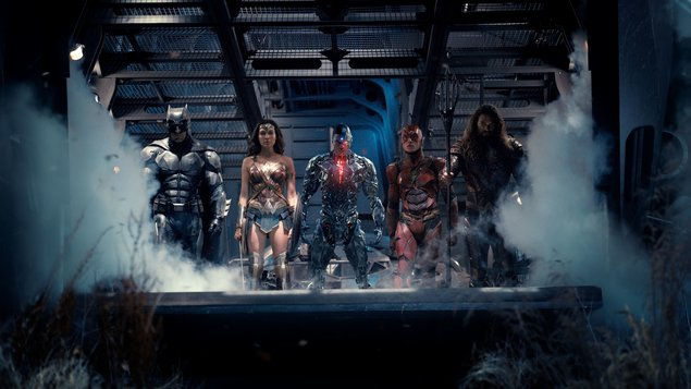 Den s DC Comics - Liga spravedlnosti