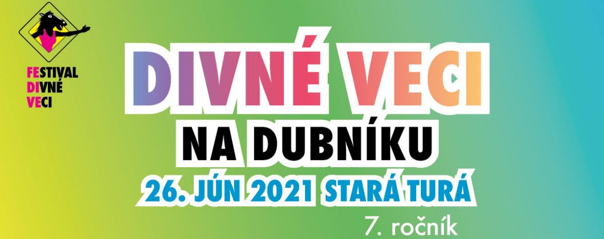 Festival Divné veci na Dubníku