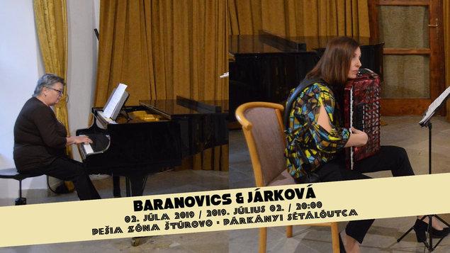 Baranovics & Járková, 02.07.2019