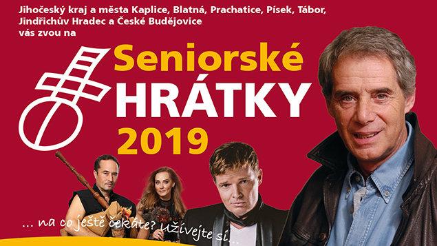 Seniorské hrátky 2019