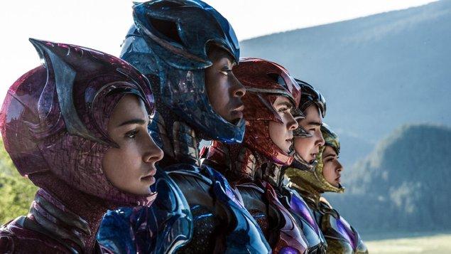 Power Rangers: Strážci vesmíru - zadáno pro školy