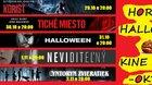 Hororový Halloween v kine Moskva: Korisť