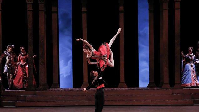 Don Quijote - Bolšoj balet (březen 2019)