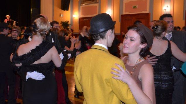 STUDENTSKÝ VEČER - taneční večer na Sokolovně