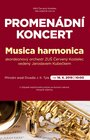 Promenádní koncert 2019: Musica Harmonica