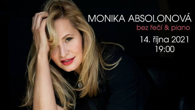 BEZ ŘEČÍ - Monika Absolonová