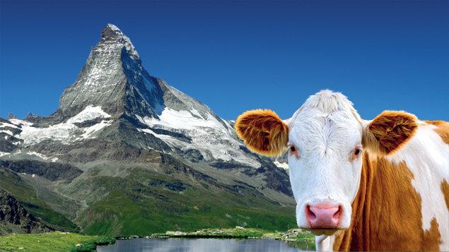 ŠVÝCARSKO - velká cesta srdcem Alp cestovatelská diashow Martina Loewa