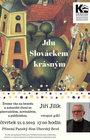Jdu Slováckem krásným - Jiří Jilík