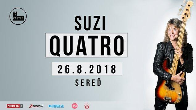 In Castle / Suzi Quatro