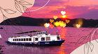Romantická večerná náučná plavba po Domaši so živou hudbou