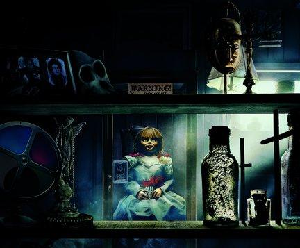 Hororové úterky - Annabelle 3