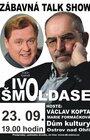 Zábavná talkshow Ivo Šmoldase