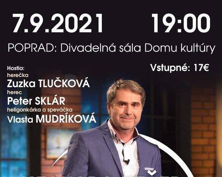 Preložené! - NESKORO VEČER talkshow Petra Marcina 07.09.2021