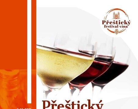 Přeštický festival vína 2021