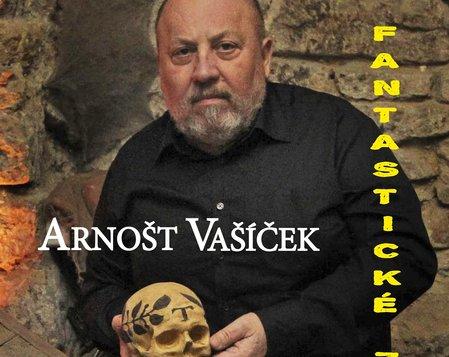 Fantastické záhady - beseda a projekce Arnošta Vašíčka