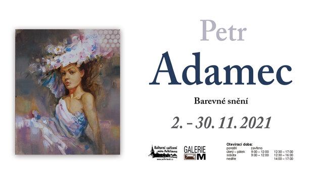 Petr Adamec - Barevné snění