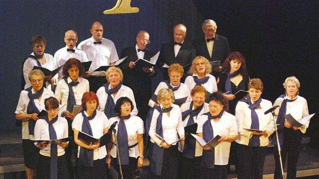 Koncert pěveckého sboru Dalibor