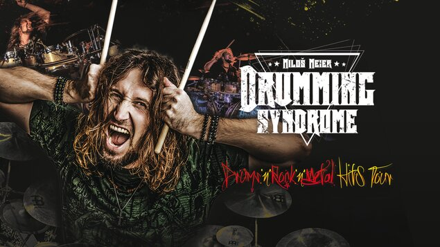 NOVÝ TERMÍN: Miloš Meier: Drumming Syndrom