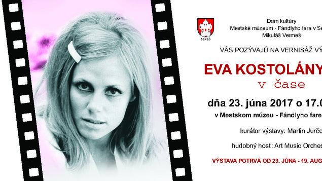 Výstava o speváčke Eve Kostolányiovej