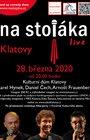 ZRUŠENO Na stojáka live